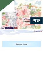 NPC CompanyPresentation Ver.4.0 2010.12