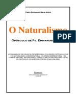 Pe. Emmanuel-André - O Naturalismo