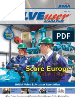 BVAA Valve User Issue 20