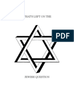 1977 JSG What's Left on the Jewish Question