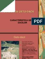 Civilizatia Geto Daca