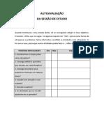 AUTO AVALIAÇÃO DA SESSÃO ESTUDO.pdf