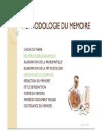 Methodologie Du Memoire (Seg-maroc.blogspot.com)