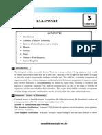 03 Taxonomy