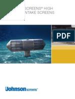 Passive Intake Screens