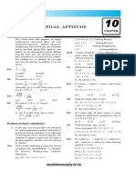 10 Mathematical Aptitude