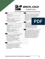 05 Pembahasan Ps 5 Biologi Sbmptn2014