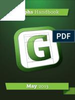 Glyphs Handbook 2013