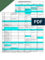 Academic Calendar Jul-Dec 2014 14.11.2013