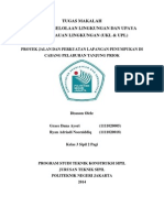 Makalah Amdal (UKL & UPL) Proyek di Tanjung Priok