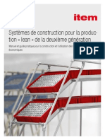Production lean présenté par Item24