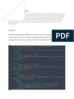 6 Css HTML Form Styles