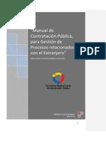 3 Manual Proceso Contrataciones Relacionada Al Extranjero