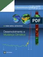 B.M. - 2010 - Relatório Sobre o Desenvolvimento Mundial - Desenvolvimento e Mudanças Climáticas