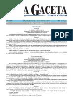 Decretos 31641-G-31642-MOPT-31646-H-La Gaceta 34-18 FEB-2004