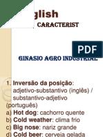 Caracterist English