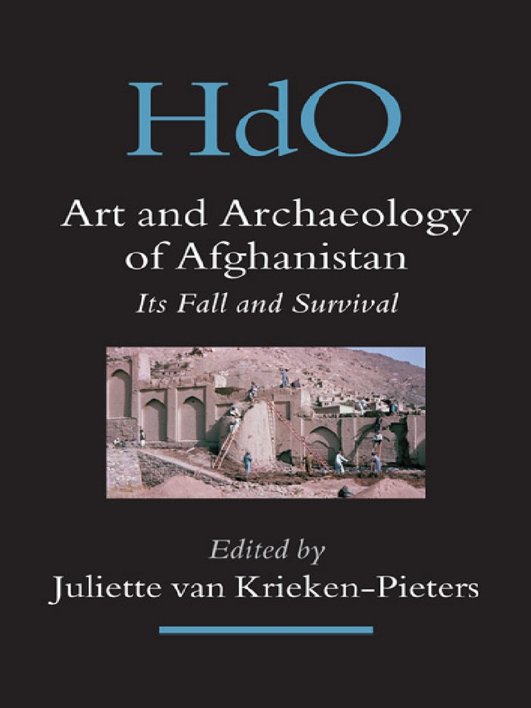 Krieken Art and Archaeology of Afghanistan Its Fall and Survival |  Afghanistan | Archaeology