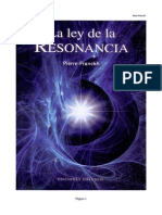 La Ley de La Resonancia