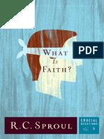 08 What is Faith
