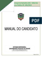 Edital Concurso Publico 01 de 2014