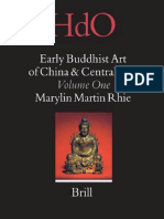 Rhie, Marylin M. - Early Buddhist Art of China and Central Asia, Volume 1