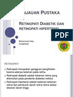 TINJAUAN PUSTAKA retinopati
