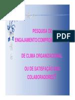 CA-II Slides 05 Pesquisa de Engajamento