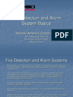 Fire Detection and Alarm System Basics