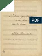 Op. 28 - Fantaisie Symphonique