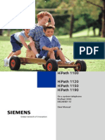 User Manual Siemens Hipath Profiset