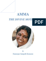 Amma the Divine Mother