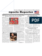 July 16 - 22, 2014 Sports Reporter