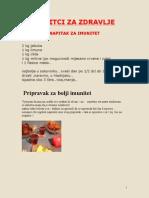 Napitci-za-zdravlje i Imunitet
