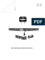 Emergency Preparedness Response Plan Rev 03