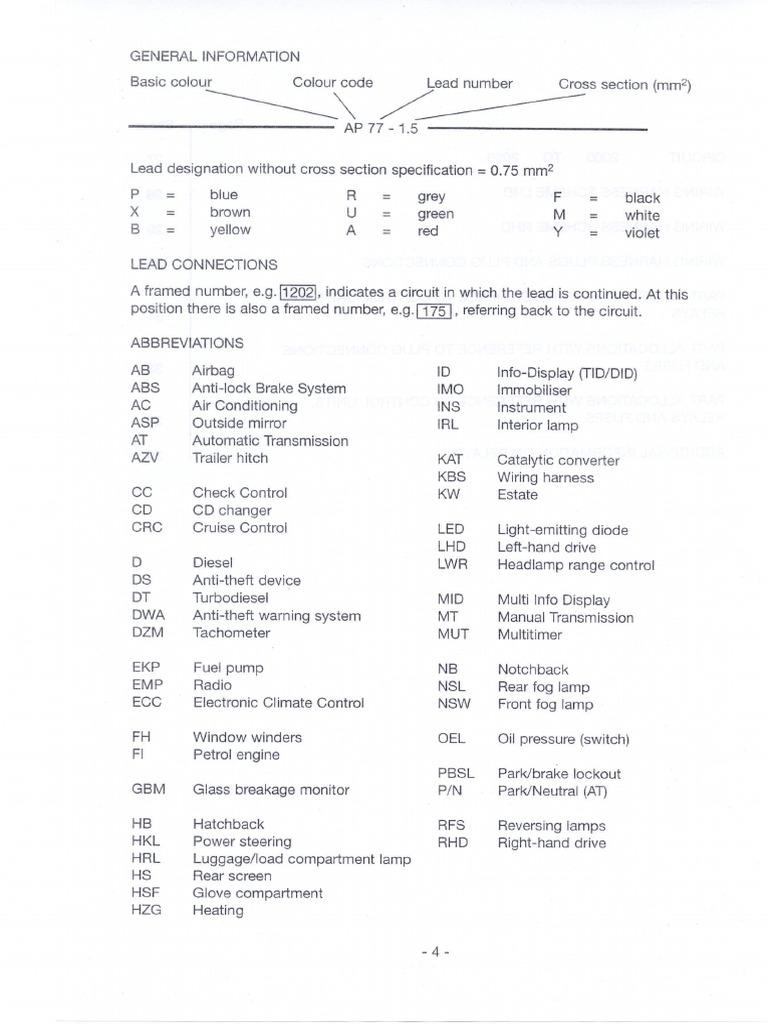 2001 Opel Astra Wiring Diagram Pdf Free Download Wiring Diagrams 2001 Opel  Astra Wiring Diagram Pdf