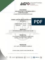Investigacion Cadena de Valor
