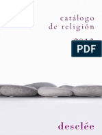 Catalogo Desclee de Bower Ilustrados 13 Religion