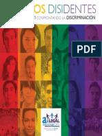 Personas Disidentes 16 Agosto