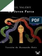 Valery, Paul - La Joven Parca [16268] (r1.0)