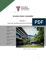 Passive Design Strategies (Platinum Sentral, Malaysia)