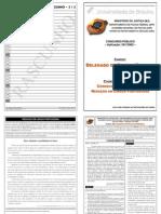 Prova Delegado Federal Conhecimento Basico 2002