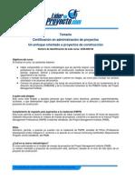 Temario - PMPInddelaConstruccion LP V1.0