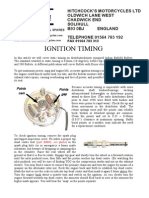 Bullet Ignition Timing Points