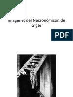 Imágenes Del Necronómicon de Giger
