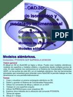 Mod 3D-02 Modelos Alámbricos