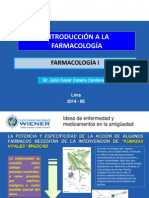 Clase 01 Introducc Farmac 14-II