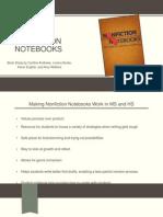 nonfiction notebooks