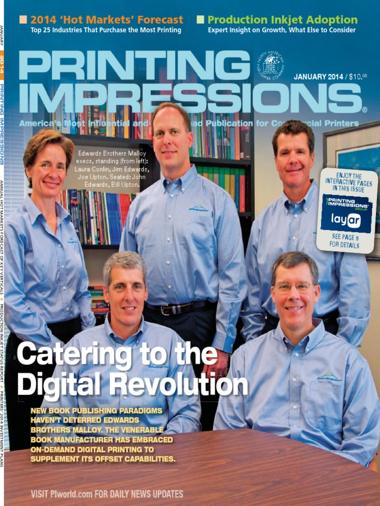 Printing Impressions   Linked In   Mergers And Acquisitions