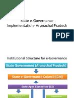 Arunachal State Presentation