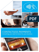 Boost your business with contactless payment